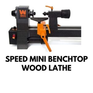 Speed Mini Benchtop Wood Lathe