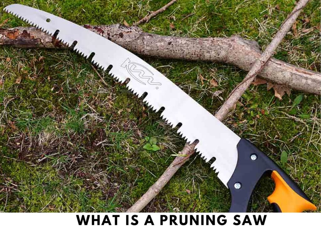 What is A Pruning Saw