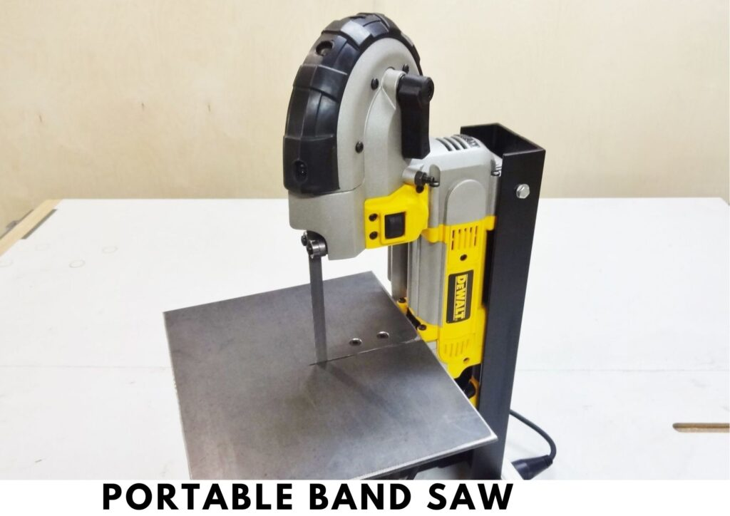 What Is a Portable Band Saw Used for