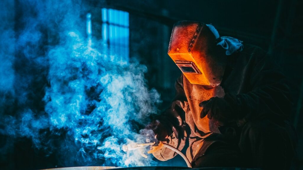 How to Start Welding at Home