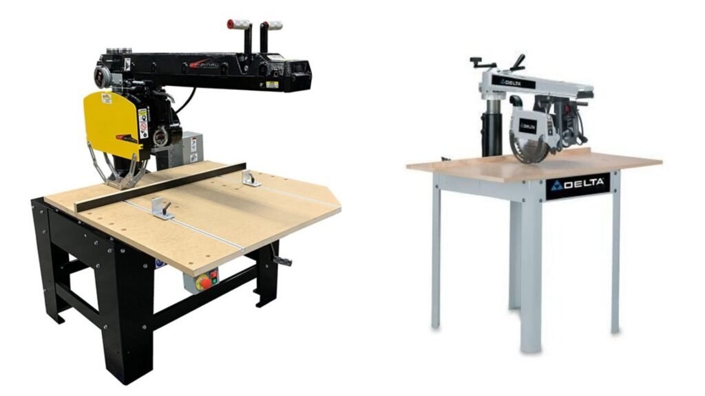What Can You Do with a Radial Arm Saw